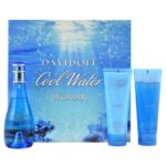 Cool water Woman Gift Set
