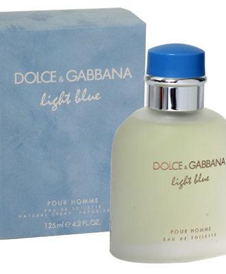 Dolce & Gabbana Light Blue-0