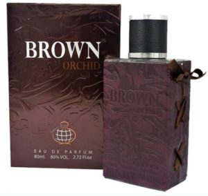Brown Orchid-0