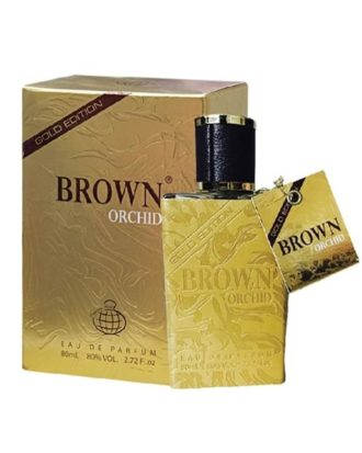 Brown Orchid Gold-0