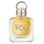 Because it`s you ( Giorgio Armani)